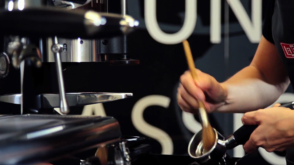 Errors in the espresso extraction: the over extracted coffee