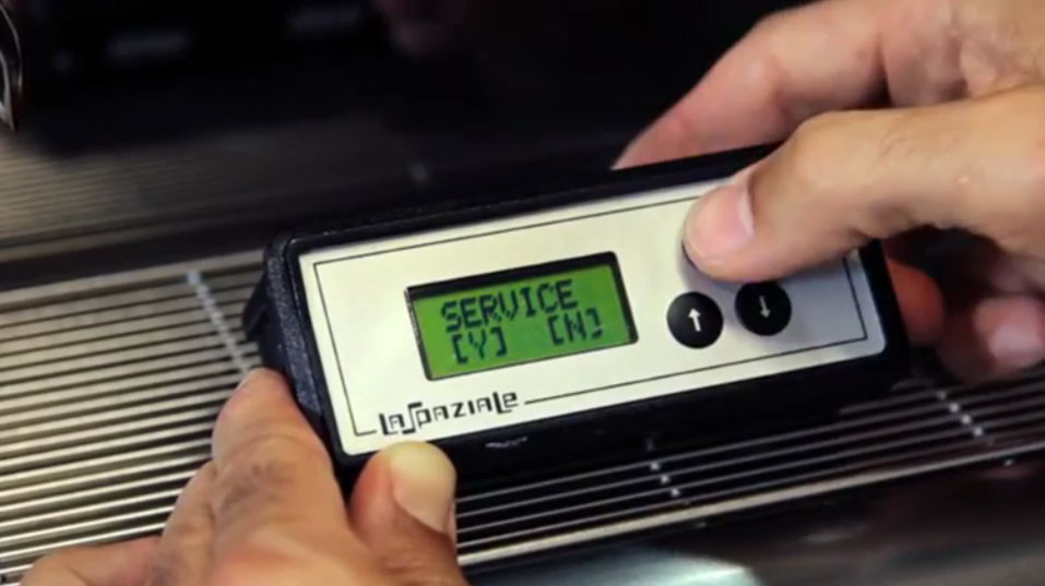 La Spaziale technology: the instruments available for the professional barista
